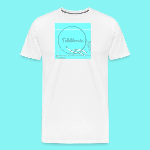 Telektronix Special Edition Logo - Men's Premium T-Shirt