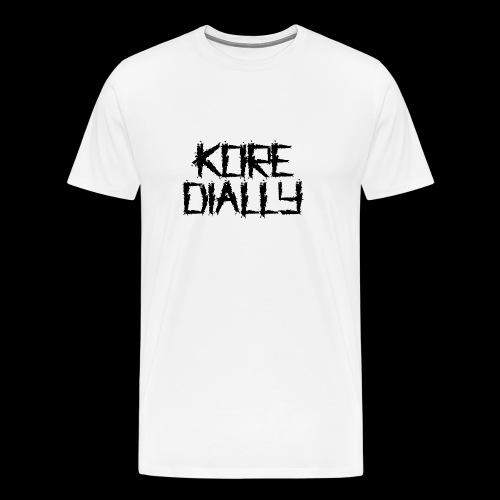 kore-dially - T-shirt Premium Homme