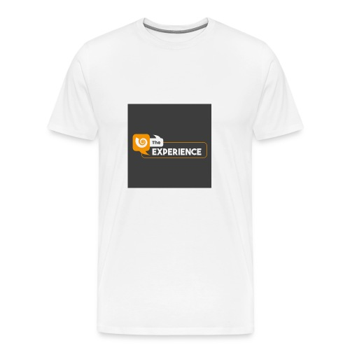 The Experience Podcast Merchandise Store - Men's Premium T-Shirt