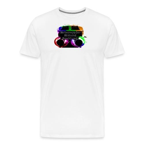 MCRS Twin Pipes - Men's Premium T-Shirt