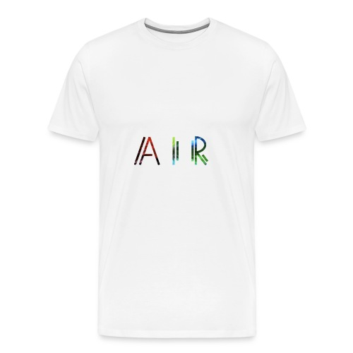 Air classic - intense dimension - T-shirt Premium Homme