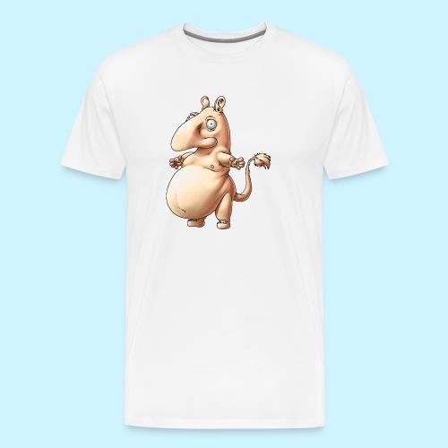 Niiskupeikko - Miesten premium t-paita