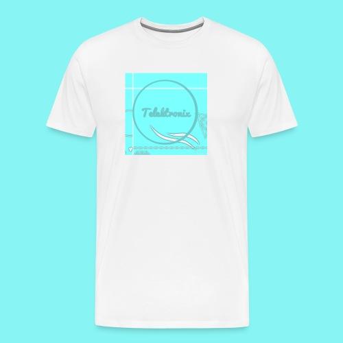 Telektronix Special Edition Logo - Men's Premium T-Shirt