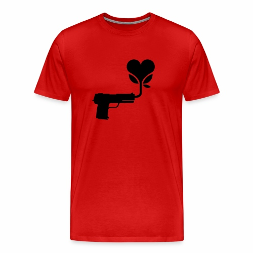 Local Underground logo flat - Men's Premium T-Shirt