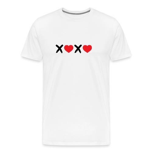 Xoxo love - Camiseta premium hombre