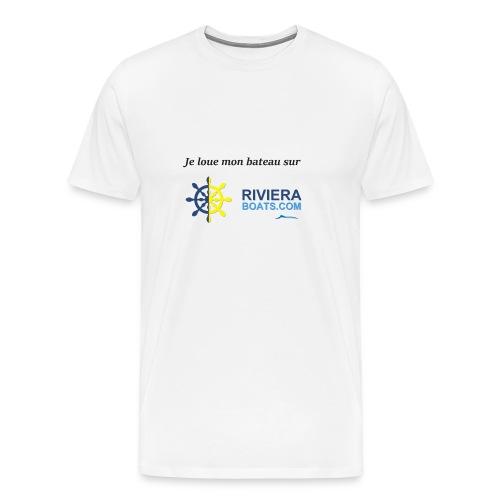louesur png - T-shirt Premium Homme