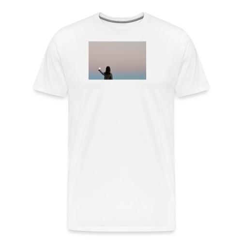 MOON - Miesten premium t-paita