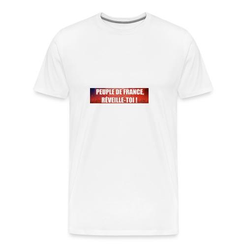 Vêtements pour les patriotes - T-shirt Premium Homme