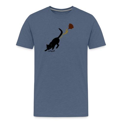 Catapult - Mannen Premium T-shirt