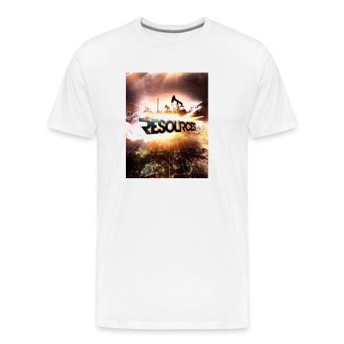 RESOURCES Splash Screen - Männer Premium T-Shirt