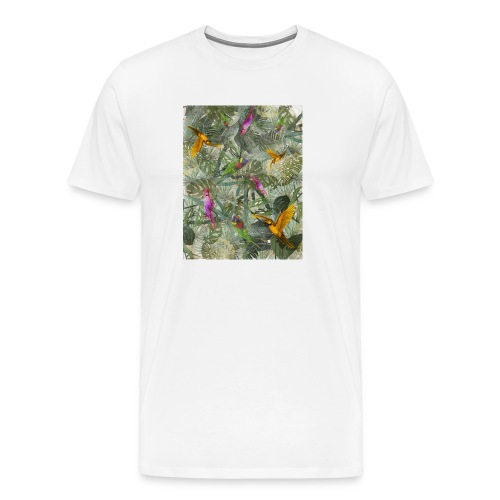 TROPICA CLASSIC - Koszulka męska Premium