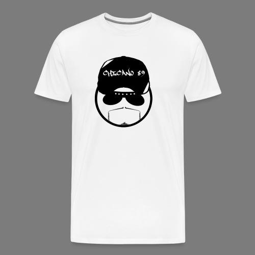 ChicanoLogo png - Männer Premium T-Shirt