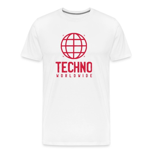 Techno Worldwide - Men's Premium T-Shirt