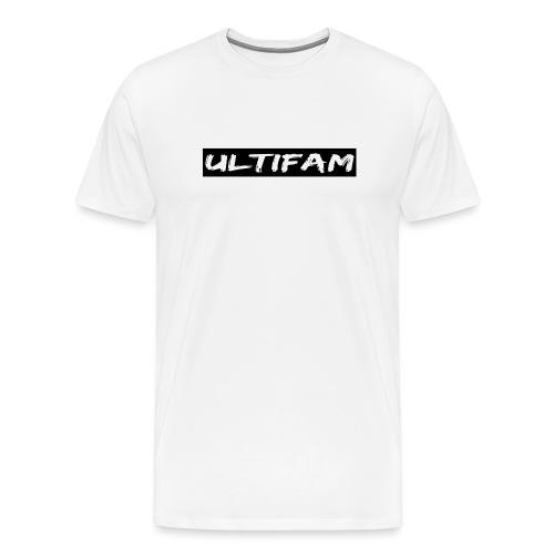final ultifam black - Men's Premium T-Shirt