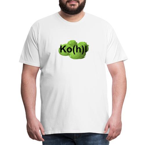 Ko(h)l - Männer Premium T-Shirt