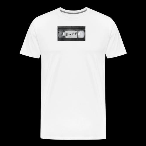 Vincent-VHS - Maglietta Premium da uomo