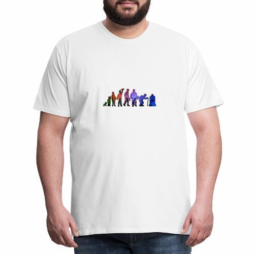 La Vie - J'peux pas j'suis en Vie - T-shirt Premium Homme