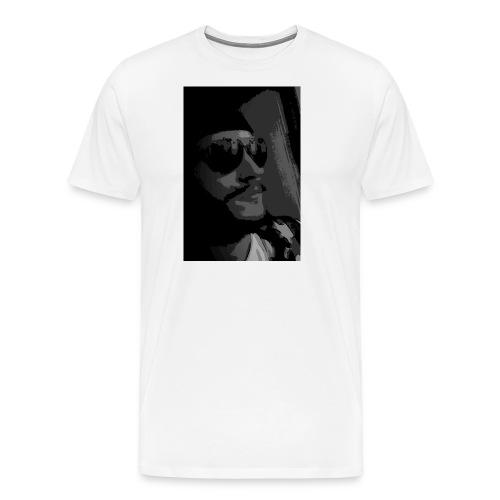 Modern Philosopher - Men's Premium T-Shirt
