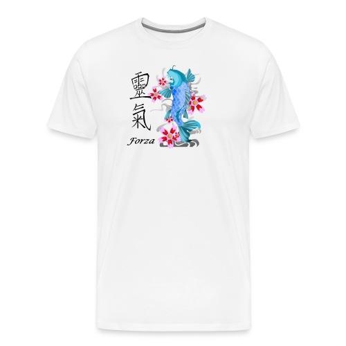 FORZA KANJI - Maglietta Premium da uomo