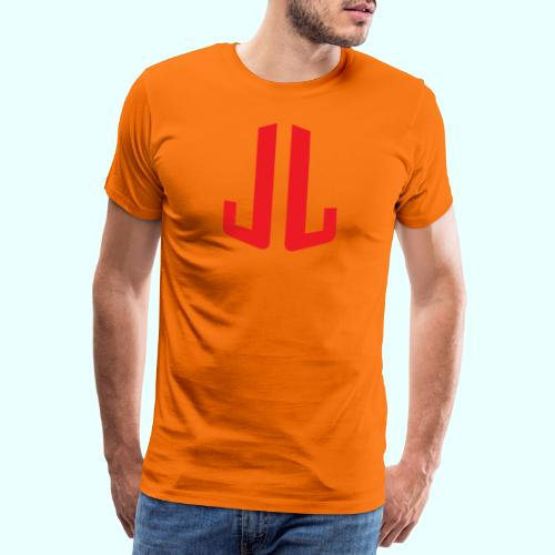 JL + NEXT LEVEL BODY - Miesten premium t-paita