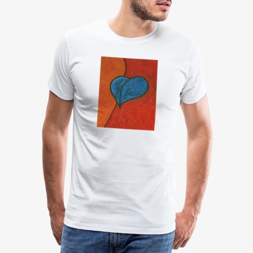 Czekam - Koszulka męska Premium