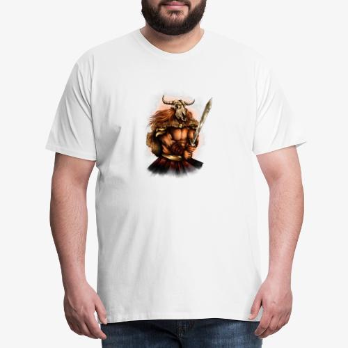 Bataille pour l'honneur - T-shirt Premium Homme