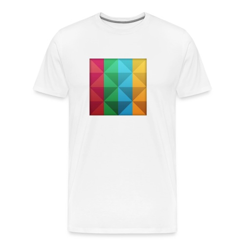 Splay musemåtte - Herre premium T-shirt