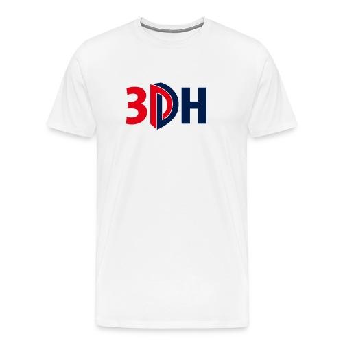 3DH Logo - Männer Premium T-Shirt