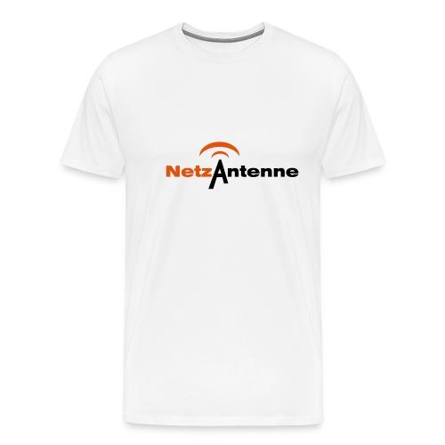 vektorlogo - Männer Premium T-Shirt