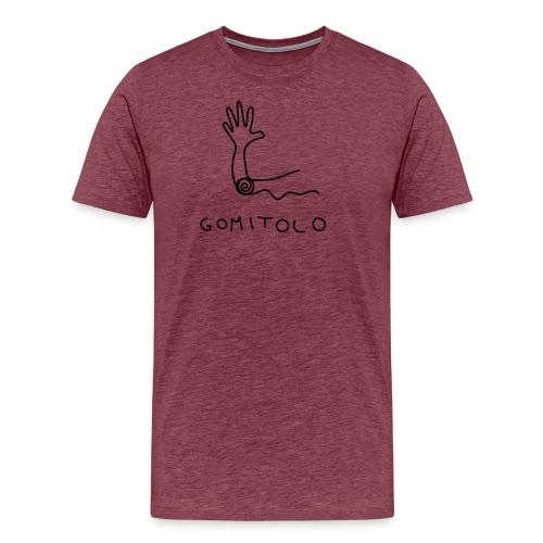 Gomito - Maglietta Premium da uomo