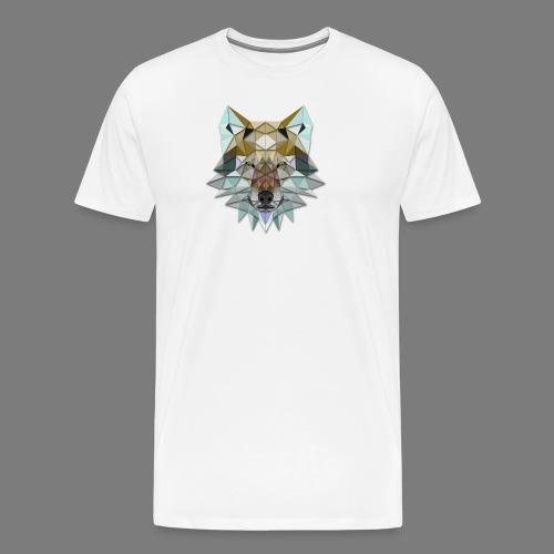 Wolf (F.M. edition) - Maglietta Premium da uomo