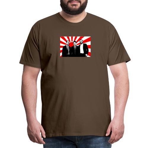 Banzai - Maglietta Premium da uomo