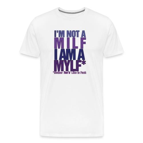 MYLF - Premium T-skjorte for menn
