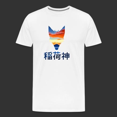 Inari Fox (Fuji Edition) - T-shirt Premium Homme