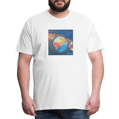 Willkommen - Männer Premium T-Shirt
