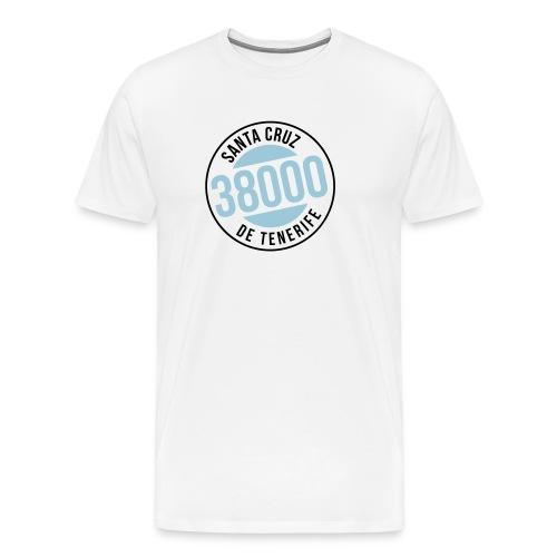 Santa Cruz de Tenerife - Männer Premium T-Shirt