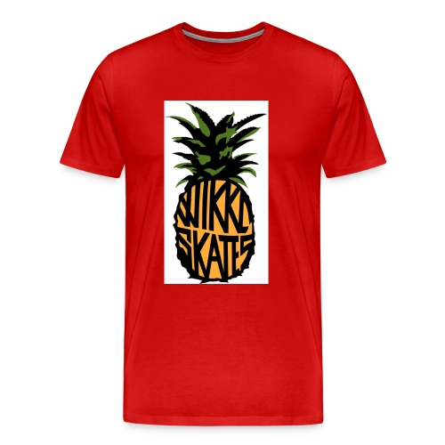 WS Pineapple - Men's Premium T-Shirt