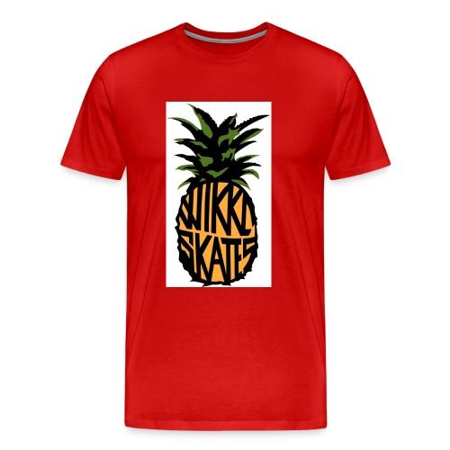 WS Pineapple - Men's Premium T-Shirt