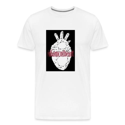 Diamontheart - Männer Premium T-Shirt
