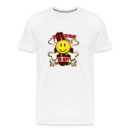 die happy - Men's Premium T-Shirt