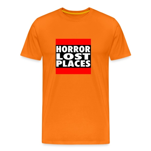 Horror Lost Places - Männer Premium T-Shirt