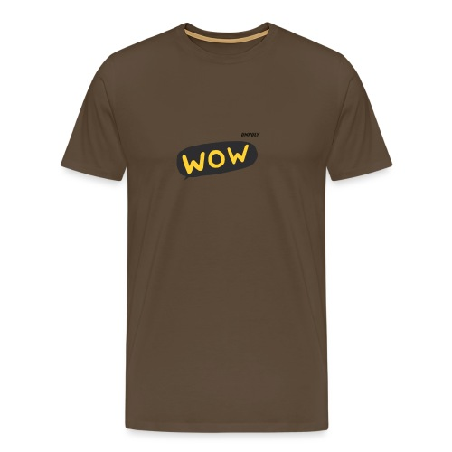 WoW Shirt - Men's Premium T-Shirt