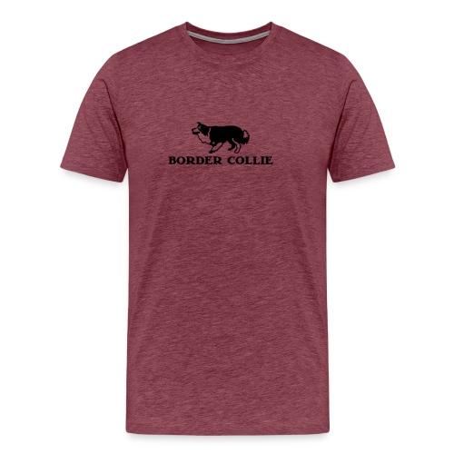 Border Collie 4 - Männer Premium T-Shirt