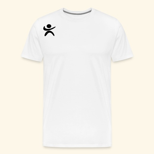 D3 LOGO SPORT - T-shirt Premium Homme