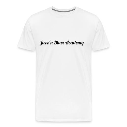 JBAtext - Premium-T-shirt herr