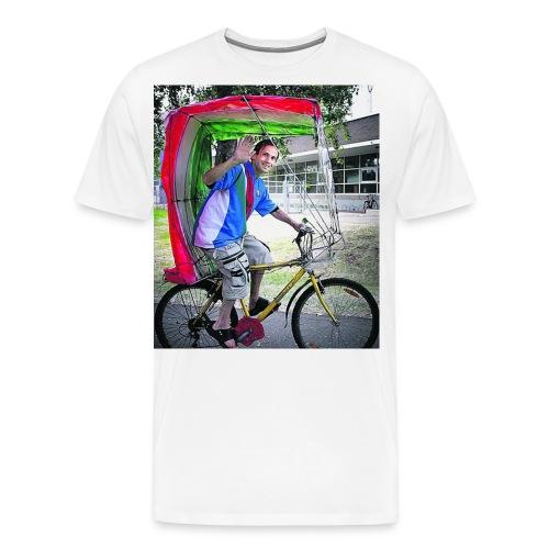 Became a phenomenon, Merla Jerome Gym & Training - Men's Premium T-Shirt