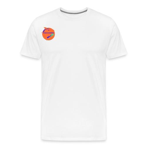 TGS8 NR2 - Premium T-skjorte for menn