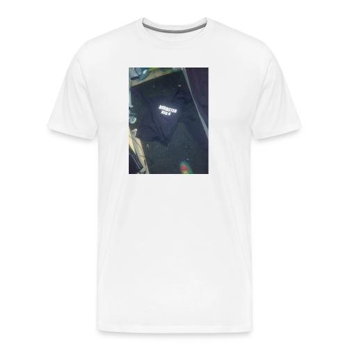Big k Hoodie - Men's Premium T-Shirt