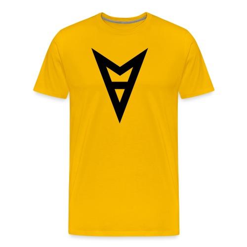 V - Men's Premium T-Shirt