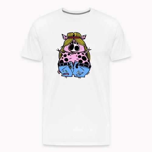 hippig col - Maglietta Premium da uomo